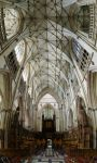 York Minster Chancel by do7slash