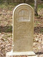 Natchez Trace Tombstone- by deviantmike423