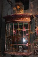 Diagon Alley: Magical Menagerie by Skarkdahn