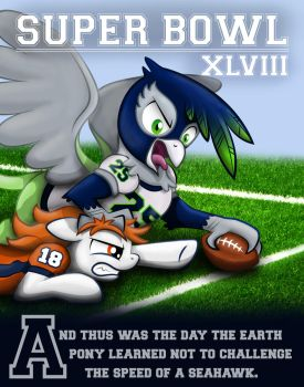 Super Bowl XLVIII Beat Down by Chasm03