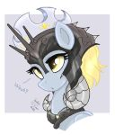 MLP FIM - Guardian Derpy by Joakaha