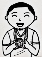 Request: Chibi Photographer by eamak