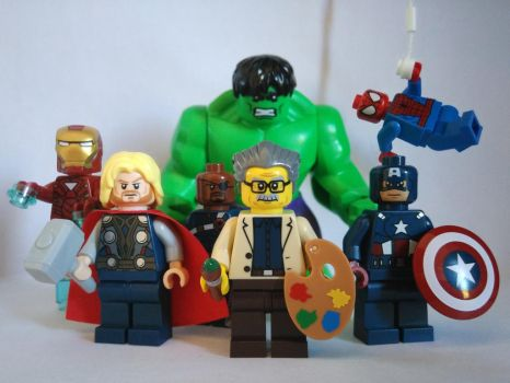 Avengers (5) by Anonyme003