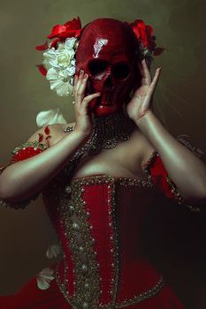 The Mask of the Red Death by cunene