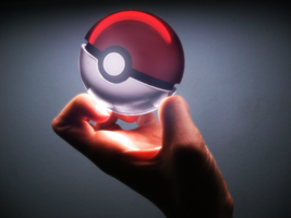 Ordinary Pokeball by Marzarret