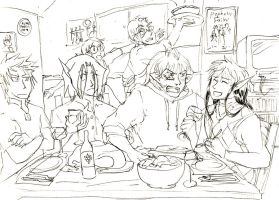 Thanksgiving 2011 by imabubble