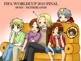 World Cup Final by subaru87