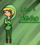 Like a HERO by MarshmallowPandax3