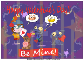 Happy Valintines Day! by supergirl1o1