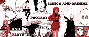 Ichihime: Love and Protection by RomaniaBlack