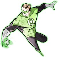 Green Lantern by More979