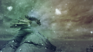 Paarthurnax by bluesonic1