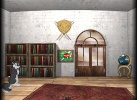 Stone Circle Preview: Library by Stamps