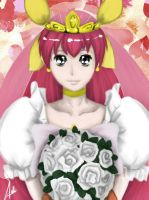 Wedding Peach - Momoko by lifebreak