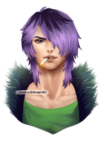 Garry by vaniaelee