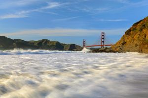 My Golden Gate by EdwinMartinez