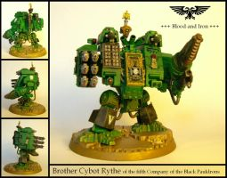 Ironclad Cybot by Grombald