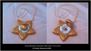 Sailor Moon Star Locket by Sweet-Blessings