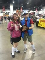 Gravity Falls Cosplayers by EyonSplicer