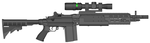 M-14 Scout Rifle by Tridentkilla