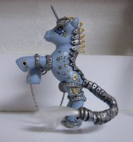 MLP Custom Steampunk Star Voyage by colorscapesart