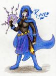 Raven redesign by Ricku