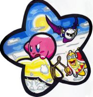 Kirby Star by Matrix-Ditto