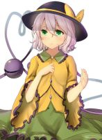 Koishi by MW-Magister