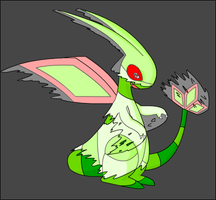 Halloween Flygon by Fluna
