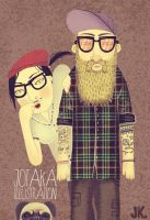 Hipsters by JuanKarlos