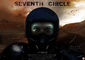 Seventh Circle Movie Poster by Mird
