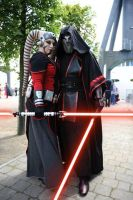 Dare you face the Sith by Sakara-Siluria