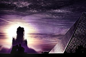 One evening in Paris by theGentle