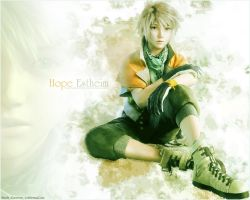 FFXIII Hope Estheim Wallpaper by MaybeTomorrow07