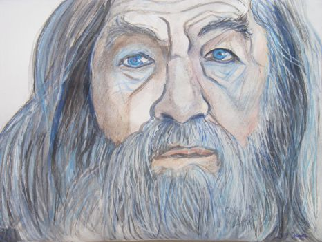 Gandalf by JamieJones93
