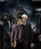Potter, Malfoy and Dementors by Iren--Loxley