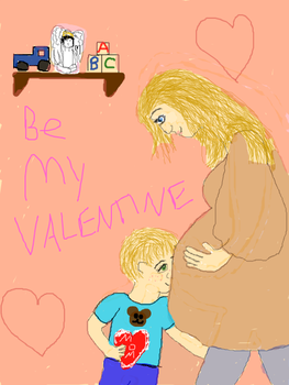 Be My Valentine by GirlyGhoul