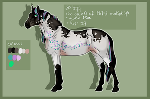 677 Padro Mystery Import - Revealed for sagawolf by ArtOfFreedom