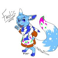 Frolic: New Look! by Aisheyru-Fox