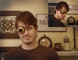 The MOGOGGLE by gadren