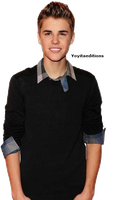 PNG De Justin Bieber by YoyitaEditions