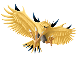 Zapdos by Legend13