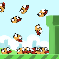 flappy bird mmo by FuPoo