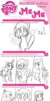 My Little Pony Fim Meme by YunoBlackHazama