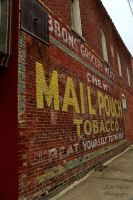 Mail Pouch Tobacco by AppareilPhotoGarcon
