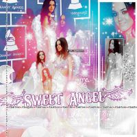 Katy angel by Itzeditions