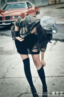 Urban Flavours x Mishka 003 by mers01