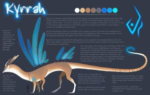 Kyrrah - Reference by Kyrrahbird