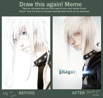 Draw this again! Meme by NeverSincerely