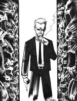 Constantine by KidNotorious